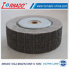 TORNADO 150mm high quality grinding wheel with arbor center hole for stainless steel