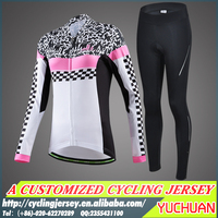 Long suit jersey female models outdoor ventilation Autumn custom styles/Cycling jersey/cycling wear/cyclihng clothing