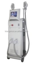IPL SHR machine for hair removal,skin rejuveration,scar removal...