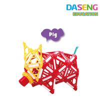 2016 new educational klikko brain storm plastic building blocks toy for kids