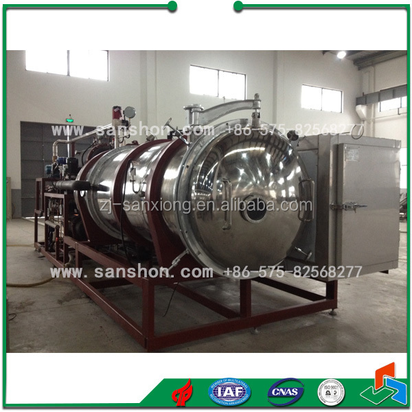 Sanshon FDG-50 Fruit and Vegetable Freeze Drying Lyophilizer Price