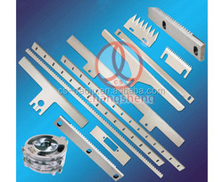 custom knife blade for cutting paper for packaging industry