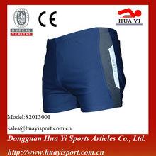Lycra Men's swimming trunks Waterproof Men's Swimming Shorts