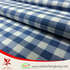wholesale Anti-Static dyed yarn 100% cotton plaid fabric
