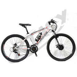 New Design Electric Mountain Bicycle Front Hub Motor Drive