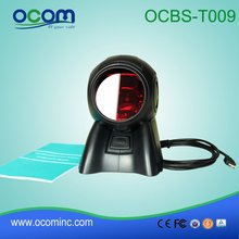 2015 Convenience for supermarket,Barcode Scanner rs232