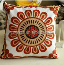 creative decoration for home sofa, car pillow cushions, Embroidery cotton New pillow cushion cover