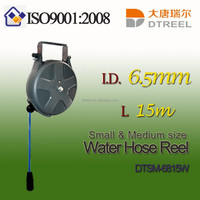 I.D. 6.5mm L 10m DTS-6810W small size water hose reelgarden sprinkler