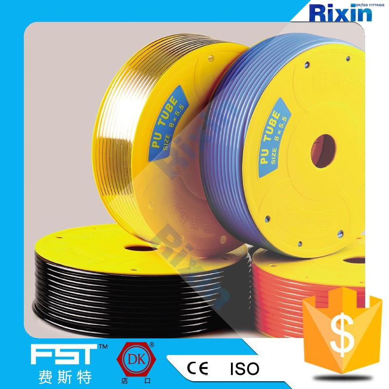 from 4 mm to 16 mm low price polyurethane PU /TPU / EVA pneumatic air