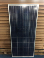 100W poly best price solar panel solar pv module solar cell