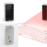 New!!!Celluon Magic Cube wireless bluetooth laser keyboard for Android/iphone/ipad/
