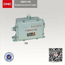 CBZ51-IIB/IIC China Top 500 Enterprise Electric Supplier electrical junction box dimensions