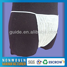 Unisex Disposable Nonwoven Sexy Panties For Women