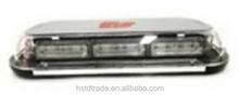 AR5004C 24W LED magnet mount mini strobe lightbar flash