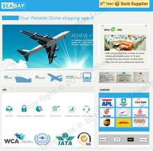 Seabay Transportation service ukraine china delivery
