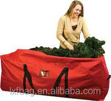 OEM durable polyester bulk heavy duty christmas tree bag