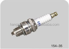 Manufacturer high quality hole sale 154F GX120 gasoline engine parts spark plug for generator