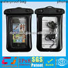 cheap waterproof beach bag for iphone5 with IPX8 certificate