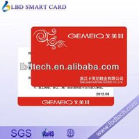 ISO/IEC 15693 NXP I-CODE SLI RFID Smart Card 13.56(samples in store)~~Professional manufacturer in China with 11 year experience