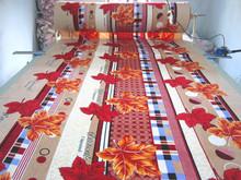 Factory Direct Polyester Blanket Knitting Fabrics