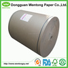 70gsm recycled brown color sack kraft paper for making cement bags