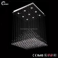 art deco light fixtures pendant lamp,waterfall ceiling lamp