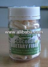 COCONUT DIETARY FIBER - in Gelatin Capsule