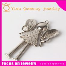 2013 China USA and Europe fashion punk gothic earring jewelry enamel charm mutiple color flower stud earring for women