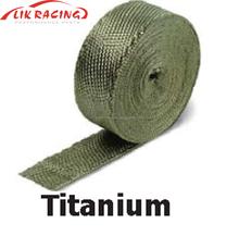 Titanium EXHAUST HEAT WRAP