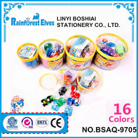 colorful artist studio modeling polymer clay
