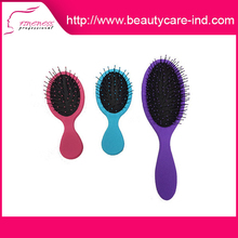 2015 high quality salon professional human hair make up brush