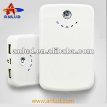 2012 latest ALD-P07 12000mAh universal cell phone battery charger