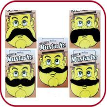 Funny costume beard and mustache OEM fake beard for sale PGAC-0825