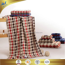 china supplier wholesale yarn dyed beach towel color strip bedsheet