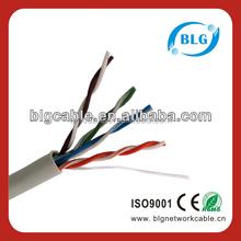 rubber jacket cable cat5e/multi core cat5e cable/cat5e full copper lan cable