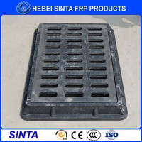 Composite sewer drain cover/plastic sewer drain cover