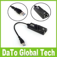 USB 3.0 10/100/1000Mbps Gigabit Ethernet RJ45 Network Card LAN Adapter