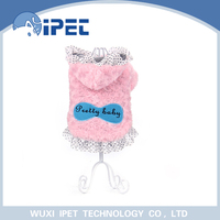 Hot sale fashionable free used party pet clothes