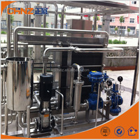 plate type UHT pasteurization For Milk and Beverage price