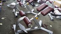 AMA-8839 professional gym exercises back stretch new design abjustable back strengthening exercise equipment in Guangzhou