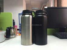 Sublimation food grade 350ml high vacuum double walled stainless steel water bottle China mass manufacture