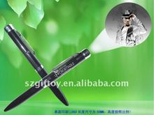 cheap promotional gifts led logo projection pen