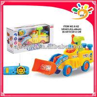 cute rc cartoon car 4wd rc truck