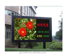 Cheng Wen outdoor P10 full color led programming sign display