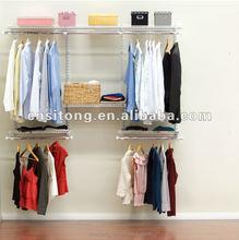 Modular DIY Wardrobe System, Wall Mounted Wardrobe
