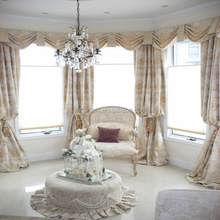 famous curtain manufacture brand name curtain