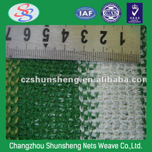 Triangle Virgin Material HDPE fence netting