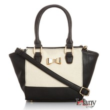 hot selling famous women leather handbag fashion bag 2014