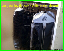 Popular custom cheap hair weave packaging