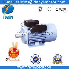 YL Single Phase Electric Motor 110V 3HP